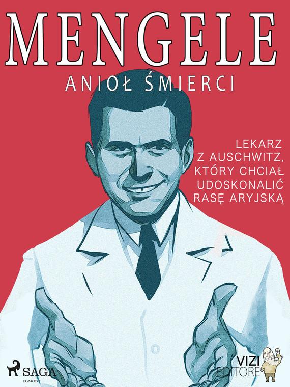 okładka Mengele – anioł śmierciebook   epub, mobi   Lucas Hugo Pavetto