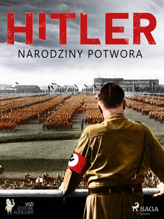 okładka Hitlerebook   epub, mobi   Lucas Hugo Pavetto