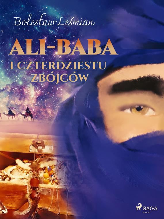 okładka Ali-baba i czterdziestu zbójcówebook | epub, mobi | Bolesław  Leśmian