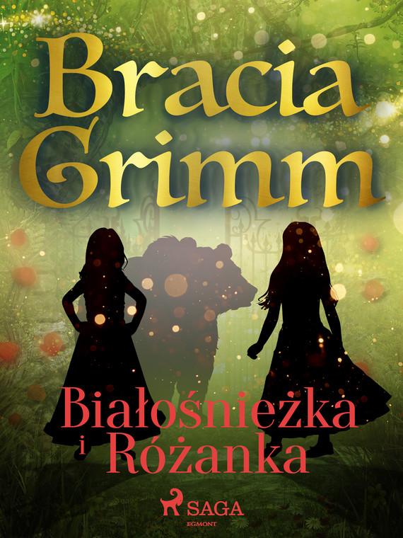 okładka Białośnieżka i Różankaebook   epub, mobi   Bracia Grimm