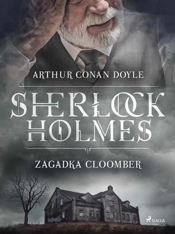 okładka Zagadka Cloomberebook | epub, mobi | Arthur Conan Doyle