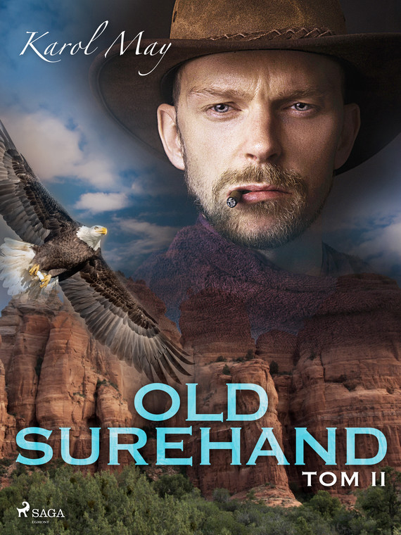 okładka Old Surehand: tom IIebook | epub, mobi | Karol May