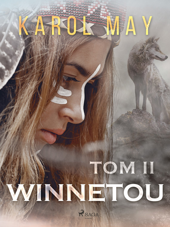 okładka Winnetou: tom IIebook   epub, mobi   Karol May