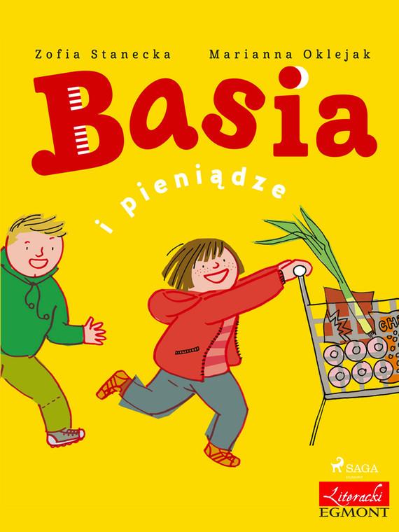 okładka Basia i pieniądzeebook | epub, mobi | Zofia Stanecka
