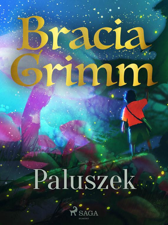 okładka Paluszekebook | epub, mobi | Bracia Grimm