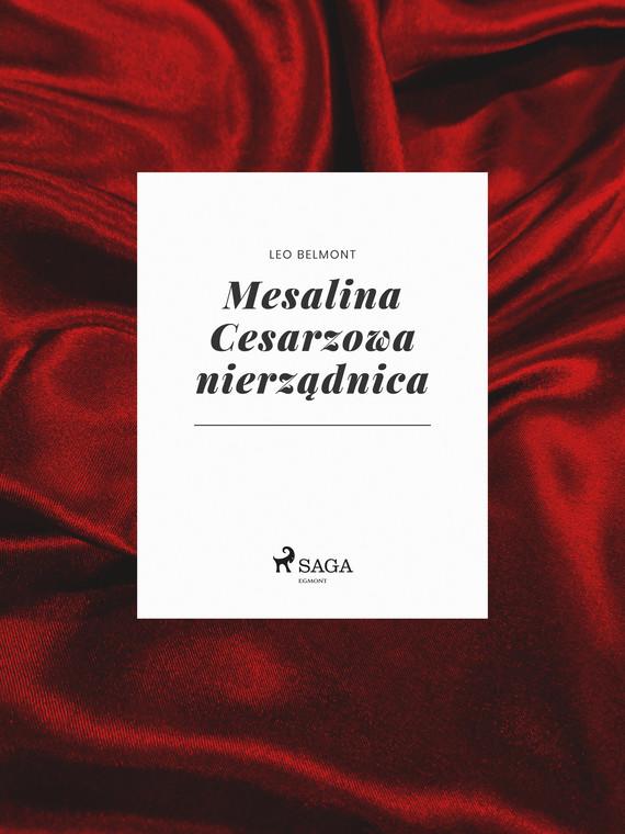 okładka Mesalina Cesarzowa nierządnicaebook | epub, mobi | Leo Belmont