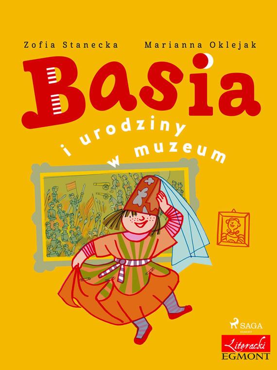 okładka Basia i urodziny w muzeumebook   epub, mobi   Zofia Stanecka