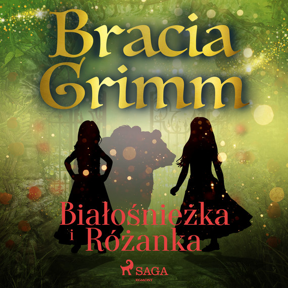 okładka Białośnieżka i Różankaaudiobook | MP3 | Bracia Grimm