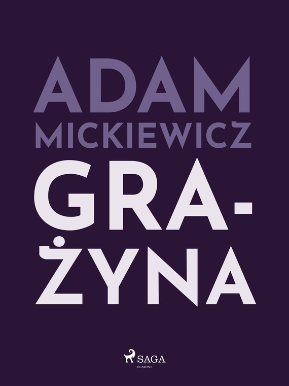 okładka Grażynaebook | epub, mobi | Adam Mickiewicz