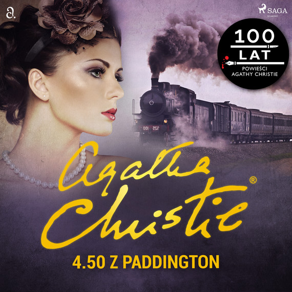 okładka 4.50 z Paddingtonaudiobook | MP3 | Agata Christie