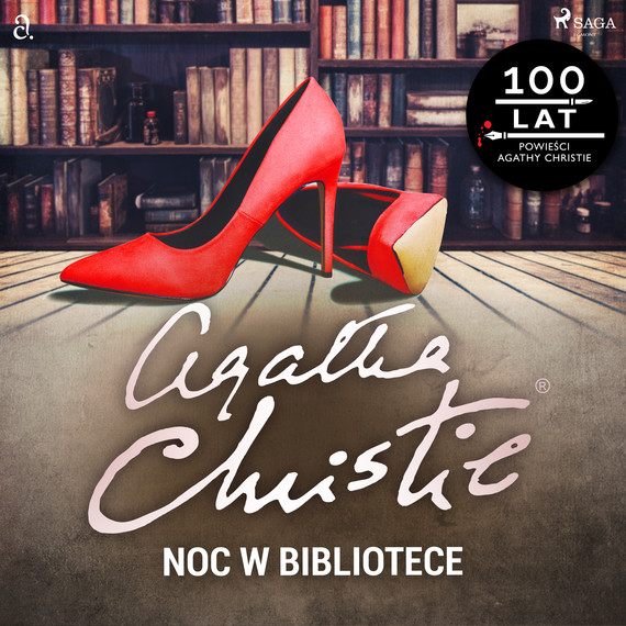 okładka Noc w biblioteceaudiobook | MP3 | Agata Christie