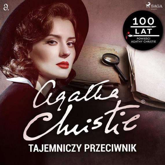 okładka Tajemniczy przeciwnikaudiobook | MP3 | Agata Christie