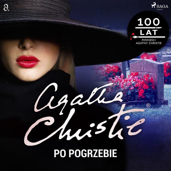 okładka Po pogrzebieaudiobook | MP3 | Agata Christie