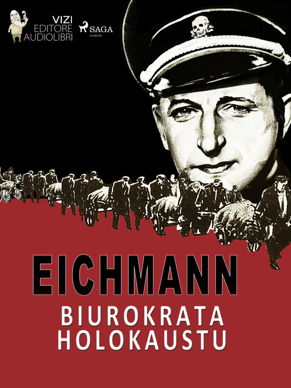 okładka Eichmannebook | epub, mobi | Luigi Romolo Carrino