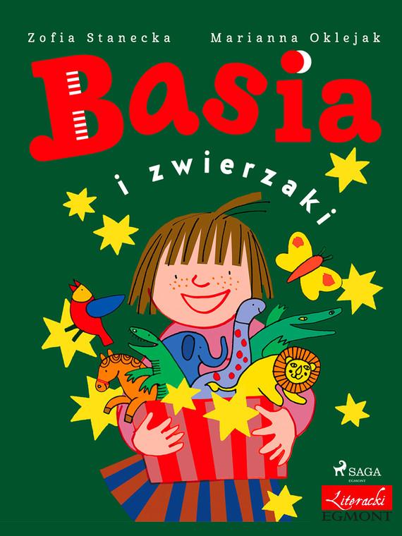 okładka Basia i zwierzakiebook | epub, mobi | Zofia Stanecka