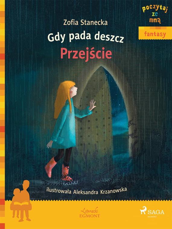 okładka Gdy pada deszcz - Przejścieebook | epub, mobi | Zofia Stanecka