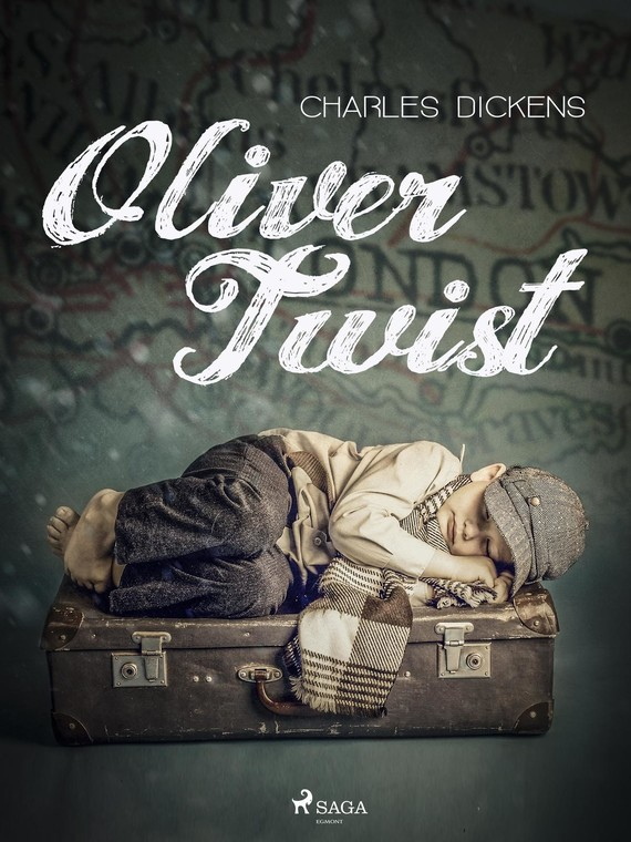 okładka Oliver Twistebook   epub, mobi   Charles Dickens