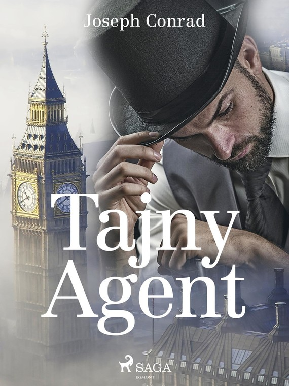 okładka Tajny Agentebook | epub, mobi | Joseph Conrad