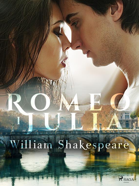 okładka Romeo i Juliaebook   epub, mobi   William Shakespeare