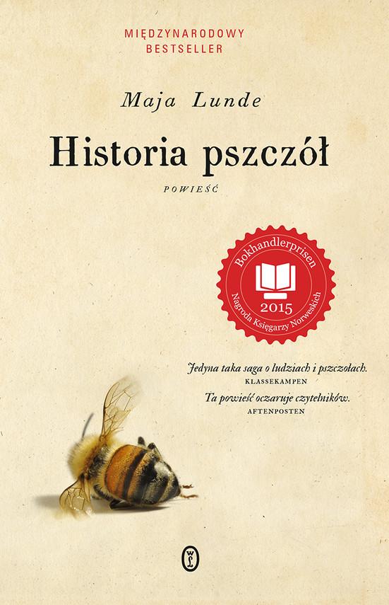 okładka Historia pszczółebook | epub, mobi | Maja Lunde