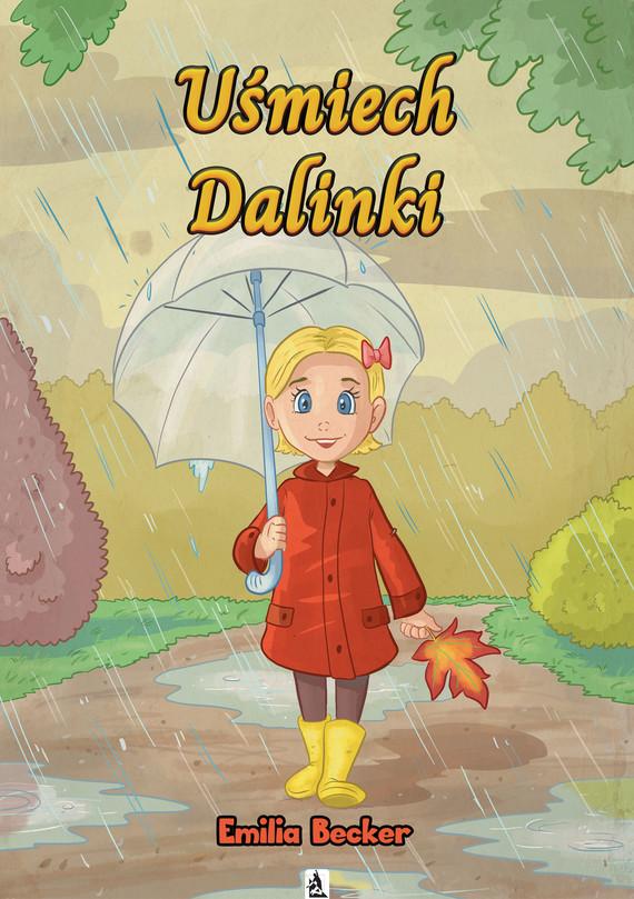 okładka Uśmiech Dalinkiebook | epub, mobi | Emilia  Becker