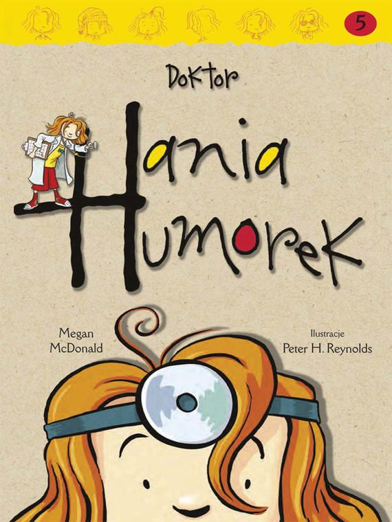 okładka Doktor Hania Humorekebook | epub, mobi | Megan McDonald