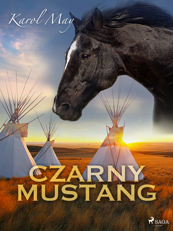 okładka Czarny Mustangebook | epub, mobi | Karol May