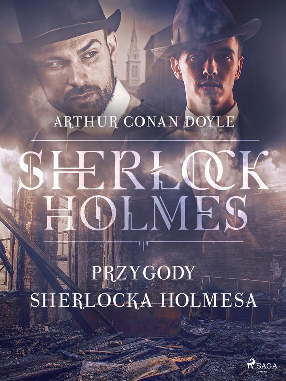 okładka Przygody Sherlocka Holmesaebook   epub, mobi   Arthur Conan Doyle