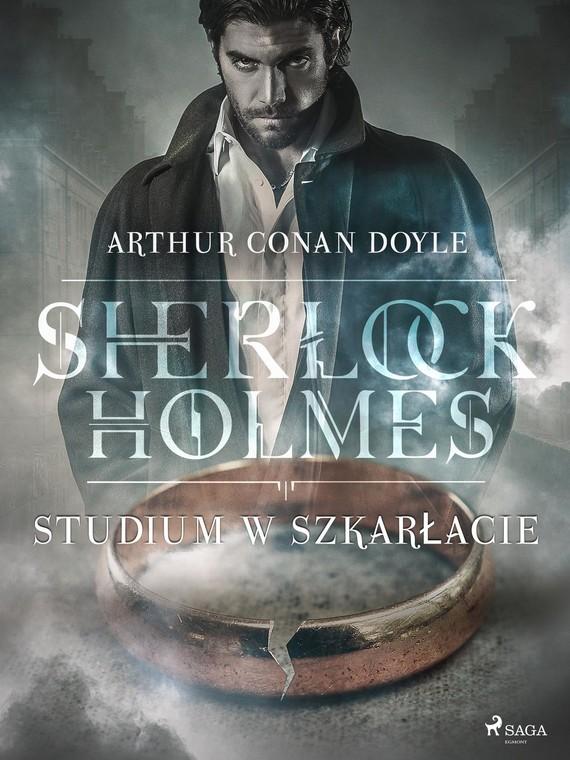 okładka Studium w szkarłacieebook | epub, mobi | Arthur Conan Doyle
