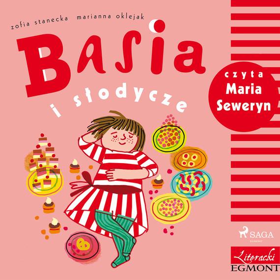 okładka Basia i słodyczeaudiobook   MP3   Zofia Stanecka