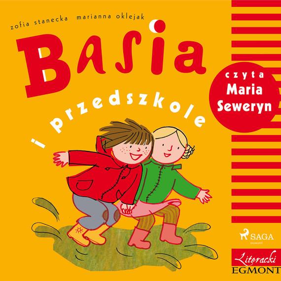 okładka Basia i przedszkoleaudiobook | MP3 | Zofia Stanecka