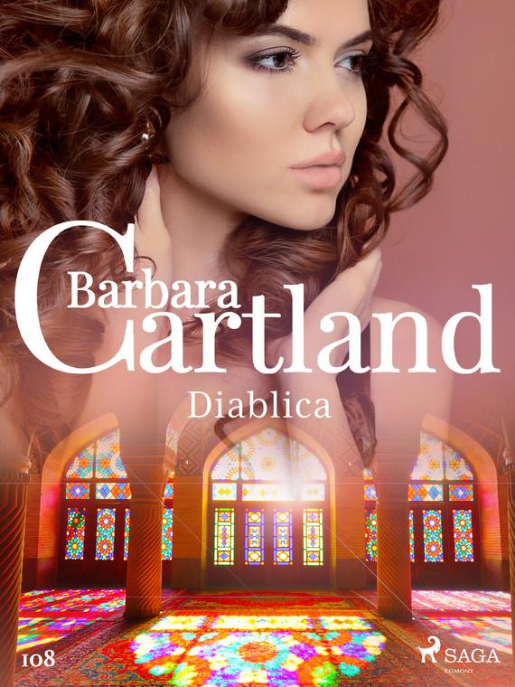 okładka Diablica - Ponadczasowe historie miłosne Barbary Cartlandebook | epub, mobi | Cartland Barbara