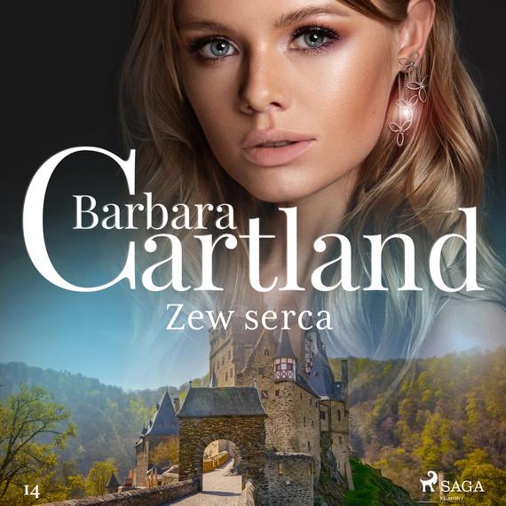 okładka Zew serca - Ponadczasowe historie miłosne Barbary Cartlandaudiobook | MP3 | Cartland Barbara