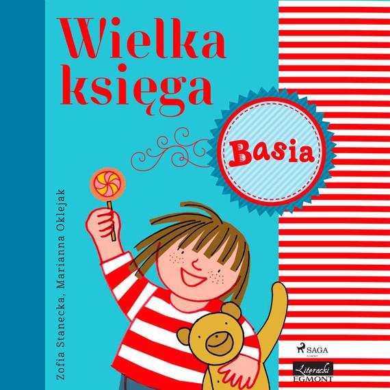 okładka Wielka księga - Basiaaudiobook   MP3   Zofia Stanecka