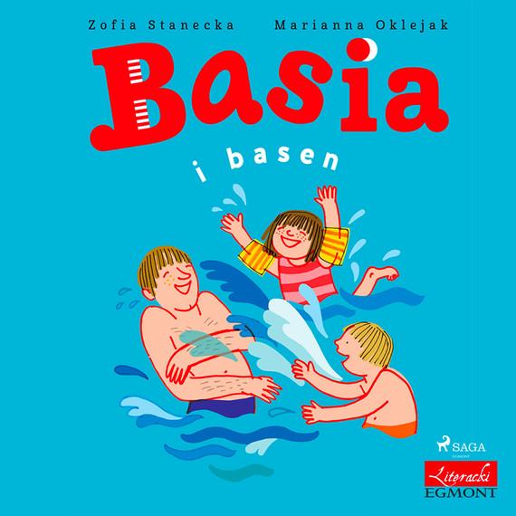 okładka Basia i basenaudiobook   MP3   Zofia Stanecka