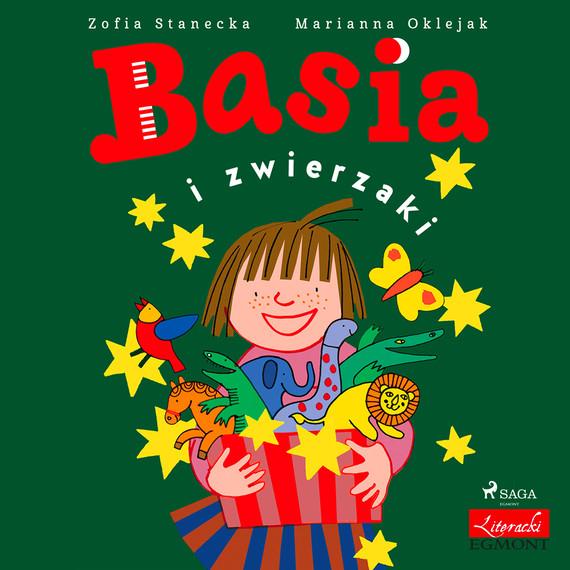 okładka Basia i zwierzakiaudiobook | MP3 | Zofia Stanecka