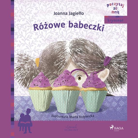 okładka Różowe babeczkiaudiobook | MP3 | Joanna Jagiełło