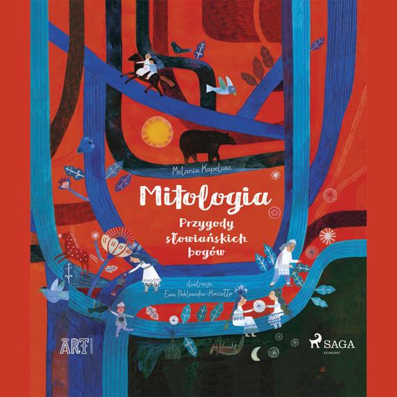 okładka Mitologia - Przygody słowiańskich bogówaudiobook   MP3   Kapelusz Melania