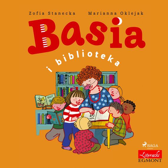 okładka Basia i bibliotekaaudiobook | MP3 | Zofia Stanecka