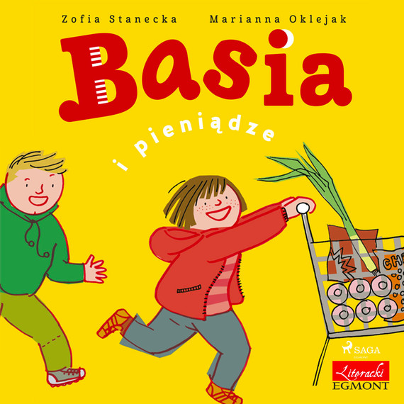 okładka Basia i pieniądzeaudiobook | MP3 | Zofia Stanecka
