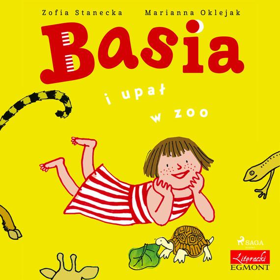 okładka Basia i upał w ZOOaudiobook | MP3 | Zofia Stanecka