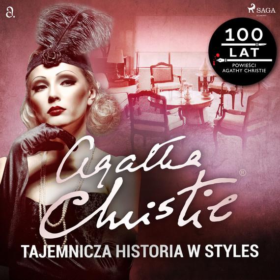 okładka Tajemnicza historia w Stylesaudiobook | MP3 | Agata Christie