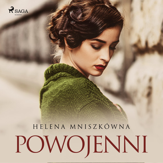 okładka Powojenniaudiobook | MP3 | Helena Mniszkówna