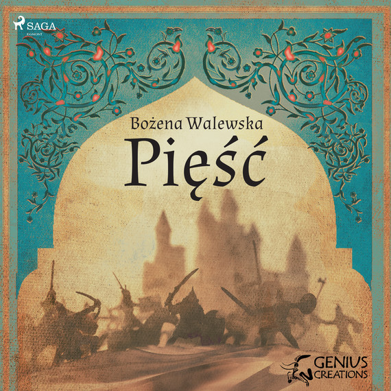 okładka Pięśćaudiobook | MP3 | Bożena Walewska