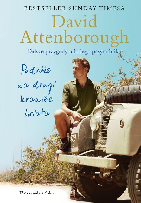 okładka Podróże na drugi kraniec świataebook | epub, mobi | David Attenborough