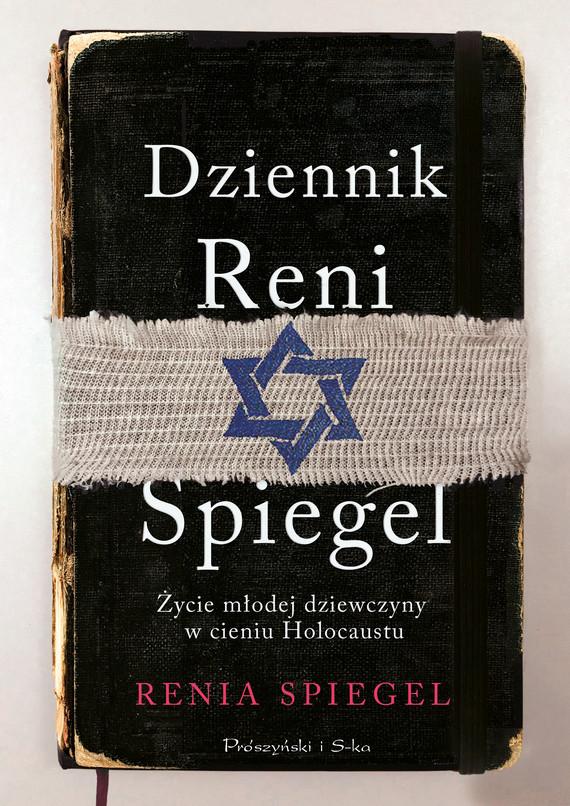 okładka Dziennik Reni Spiegelebook   epub, mobi   Spiegel Renia