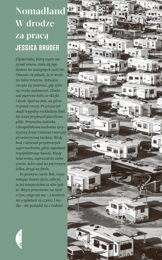 okładka Nomadlandebook | epub, mobi | Jessica Bruder