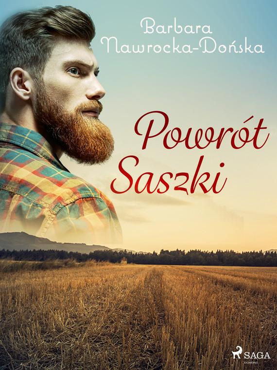 okładka Powrót Saszkiebook | epub, mobi | Barbara Nawrocka Dońska