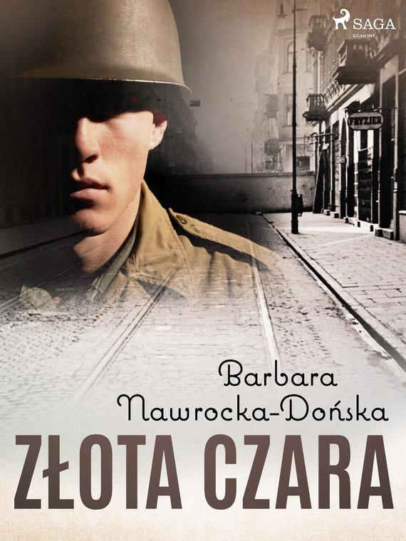 okładka Złota czaraebook | epub, mobi | Barbara Nawrocka Dońska