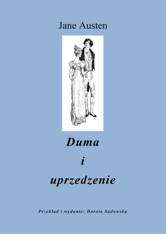 okładka Duma i Uprzedzenieebook   epub, mobi   Jane Austen